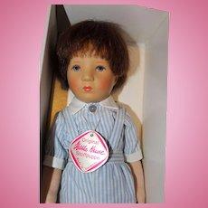 Kathe Kruse Boy doll 14 inches in box