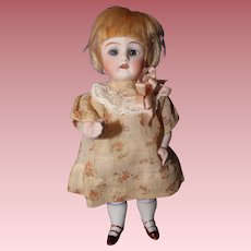 All Bisque Doll marked 130/3/1