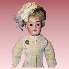 Kestner 162 Lady or Fashion Doll 17 1/2 inches
