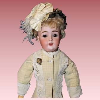 Kestner 162 Lady or Fashion Doll 17 1/2 inches