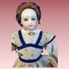 Louis Doleac French Fashion Doll 12 inches
