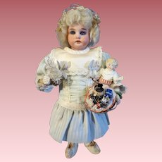German Candy Container Doll A.M. 3200