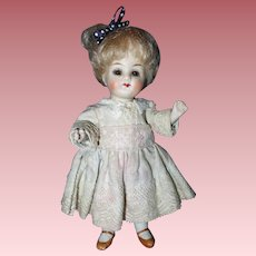 All Bisque German Doll 5 inches
