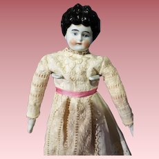 1880 China Doll 11 1/2 inches tall