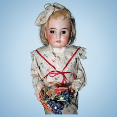 Candy Container German Bisque Doll