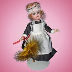 Simon Halbig Kammer and Reinhardt Doll