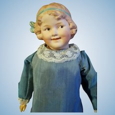 Gebruder Heubach Coquette Doll 14 inches