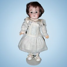 Petite Kestner 143 Character Doll 10 1/2 inches