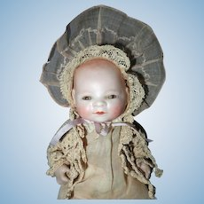 Larger All Bisque Bye Lo Baby Doll