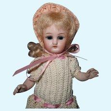 Simon Halbig 890 All Bisque Doll