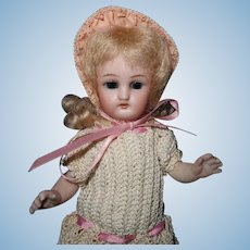 Simon Halbig 890 All Bisque Doll