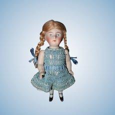 Kestner all bisque mold 600 Doll