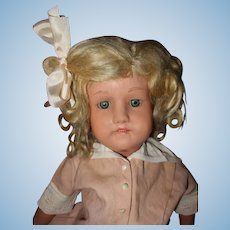 Sleep Eye Schoenhut Doll 20 inches
