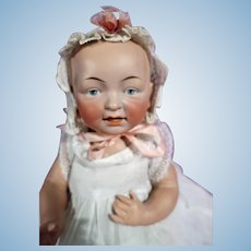 Kestner Large All Bisque Baby Doll