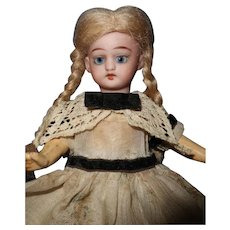 German Bisque doll Marked with 2  6 inches