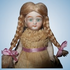 German All Bisque Doll marked 570/2