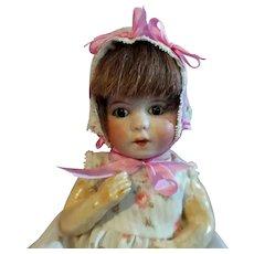Tiny SFBJ 247 French Bisque Doll