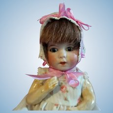 Tiny SFBJ 247 French Bisque Doll