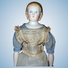 Alice Bisque Doll 16 inch Size
