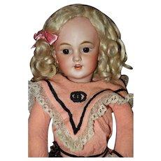 Simon Halbig 1248 Blond Bisque Doll