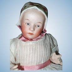 Baby Stuart Gebruder Heubach Baby doll