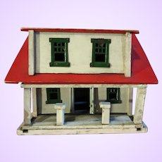Schoenhut Home Builder Toy House