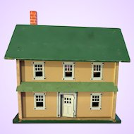 Schoenhut Washington  Home Builder Toy House