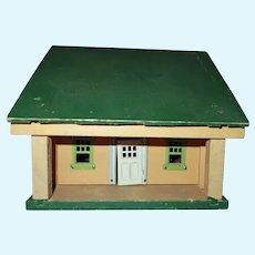 Schoenhut Toy Home Builder House Monroe