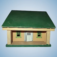 Schoenhut Toy Home Builder House Monroe