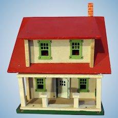 Schoenhut Home Builder Toy House Jefferson