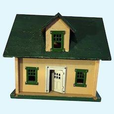 Schoenhut  Home Builder House Toy