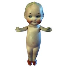 All Bisque Cute Character Doll