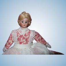 Simon Halbig 1160 Little Woman Doll