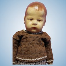 Early 18 inch Kathe Kruse Doll