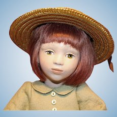 Effie Maggie Iacono Cloth Artist Doll