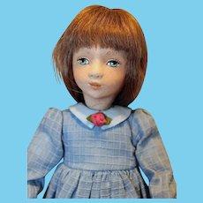 Mary Maggie Iacono Artist Doll in Box