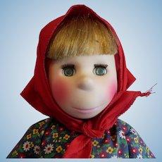 Poor Pitiful Pearl Horseman Doll