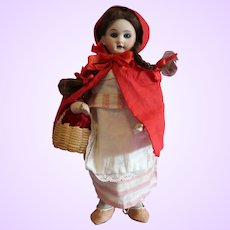 Little Red Riding Hood Candy Container Germany