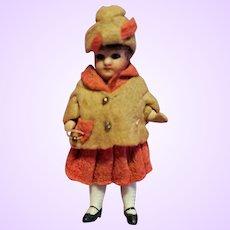 All original all bisque dolls