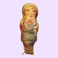 All Cloth Mary and Lamb