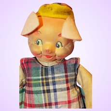 Krueger Pig from The Three Little Pigs