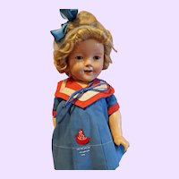 Shirley Temple in rarer sailboat dress