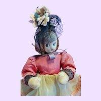 Tiny Alexander Little Shaver Cloth Alexander Doll