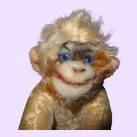 Mungo Steiff cutest Multi colored monkey