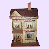 Bliss Doll House nice Petite size