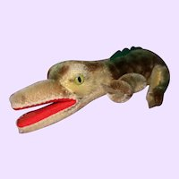 Steiff Gaty the Crocodile 14 inches
