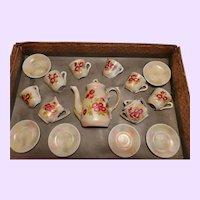 German China Tea in original box Childs,