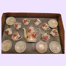 German China Tea in original box Childs,