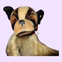 Steiff Bull Dog Hand Puppet