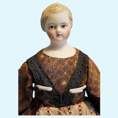 Petite Bisque short haired Doll